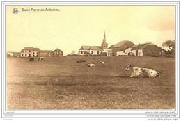 SAINT - PIERRE ..-- LIBRAMONT ..-- 1927 Vers OUDE - GOD ( Mr Mme CLEIREN ? ) . Voir Verso . - Libramont-Chevigny