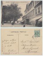 Levanto - Grand' Hotel Levanto E Giardini Pubblici, 1908 - Italia