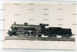 Italy Locomotive Publishing Co Postcard Italian State Railways Locomotive 686 003 C.1910 - Italy
