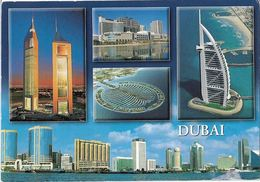 1689t: Dubai 2008, AK To Austria, Views Of Dubai - Dubai