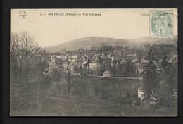 Meymac - Près De Ussel Corrèze  CPA  Cachet 1906 - Ussel