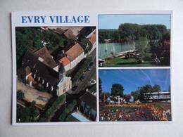 91 EVRY-VILLAGE Photos D.Planquette - Evry