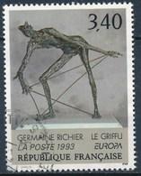 France -Oeuvre De Germaine Richier YT 2798 Obl - France