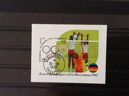 Malagasy Block Summer Olympic Games Barcelona 1992. - Madagascar (1960-...)