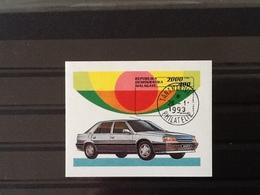 Malagasy 1993 Block Renault. - Madagascar (1960-...)