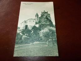 B714  Valle D'aosta Castello Di St.pierre Non Viagg.cm14x9 - Italia