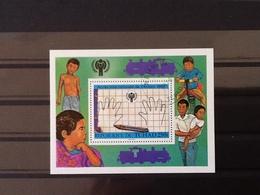 Tchad Block International Year Of The Child 1979 - Tchad (1960-...)