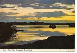 IRELAND CAVAN SUNSET AT LOUGH SILLAN SHERCOCK CO 1981  NEUVE - Cavan