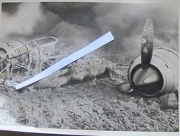 Avion Aviation Armée De L'air Bombardier Leo 451 Abattu 6 Octobre 1939 à' Euskirchen. Photo De Presse. Drôle De Guerre - 1939-45
