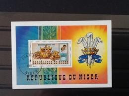 Niger 1982 Block Royal Birth. - Niger (1960-...)