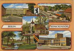 Berlin-Reinickendorf V. 1969  5 Ansichten  (50709) - Reinickendorf