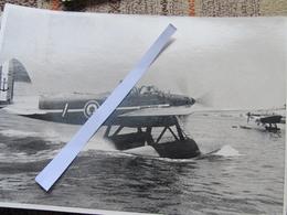 Avion Aviation Aéronavale Français. Hydravion Latécoère En Route Vers Le Levant. Pirée 1941 Repro - 1939-45