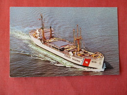 US Coast Guard Cutter Courier  WTR 410  Ref 3155 - Oorlog