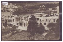 LA CHAUX DE FONDS - IMMEUBLE EN CONSTRUCTION - TB - NE Neuchâtel