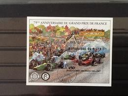 Niger Block GP France. - Niger (1960-...)