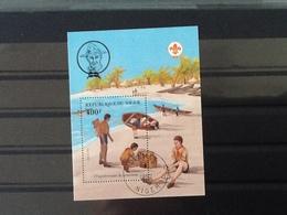 Niger Block 75th Anniversary Scoutisme 1982. - Niger (1960-...)
