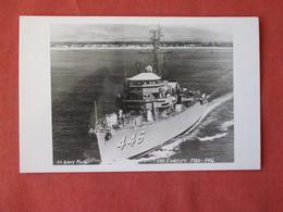 RPPC US Navy  USS Fortify       Ref 3155 - Krieg
