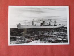 RPPC US Navy  USS K Interdictor AGR 13        Ref 3155 - Krieg