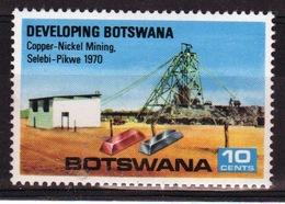 Botswana 1970 Single Commemorative Stamp From The Developing Botswana Set. - Botswana (1966-...)