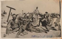 Romania - Jud. Constanta - Techirghiol - 1929 - Swimsuit - On The Beach - Fotografie