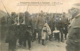 PRISONNIERS ALLEMANDS A TOULOUSE GUERRE 14/18 - Guerre 1914-18