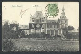 +++ CPA - AWAN - AYWAILLE - Le Château   // - Awans
