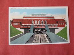 Central Falls Train Station - Rhode Island > Pawtucket  >  Ref 3155 - Pawtucket