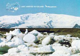 1 AK Island * Der Vatnajökull Gletscher - Im Vatnajökull-Nationalpark - Der Größte Nationalpark Europas * - Island