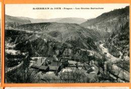 Y153, St-Germain De Joux, Prapon, Les Grottes Sarrazines, Non Circulée - Andere Gemeenten