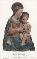 The Virgin And Child, Ascribed To Mino Da Fiesole, 1900-10s - Virgen Mary & Madonnas