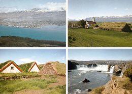 1 AK Island * Ansichten Der Stadt Akureyri * - Island