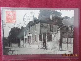 CPSM - Saint-Firmin - Café-Tabac - Route De Senlis - France
