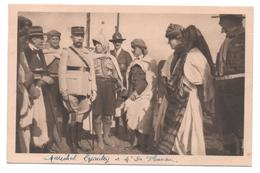THD. 582/  Le Jamboree De Birkenhead - Le Maréchal Lyautey Et M. De Fleuriau Visitent Les Eclaireurs D'Afrique - Scoutisme