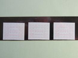 SVIZZERA, FRAMA 1988, 0,80 X 3, ATM - Francobolli Da Distributore