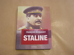 STALINE Guerre 14 18 40 45 Tsar Russie Urss Armée Soviétique Rouge Communisme Karkhov Stalingrad Lénine Goulag - Guerre 1939-45