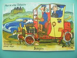 ST/170 - 89 - JOIGNY - TACOT De La Baronne - GABY 18 - - Joigny