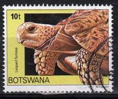 Botswana 1980 Single 10t Commemorative Stamp From The Reptiles Set. - Botswana (1966-...)