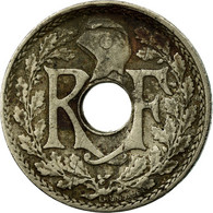 Monnaie, France, Lindauer, 5 Centimes, 1918, Paris, TB, Copper-nickel - France