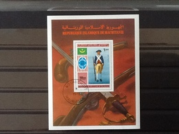 Mauritanië Block 200th Anniversary USA. - Mauritanie (1960-...)