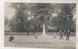 THIEU - Ecole Apostolique - Cour St Jean Berchrans - Belgique