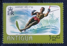 Antigua 1976 - Sci Nautico Water Skiing - Ski Nautique