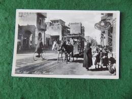 AFRICA: Egypt Port Said Native Quarters B&w Shops 1933 Lehnert - Altri