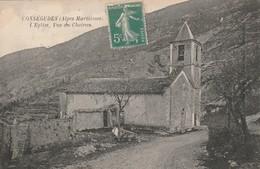 06/ Conségudes - L'Eglise Vue De Cheiron - - Altri Comuni