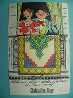 ST/204 - 17 - Châtelaillon-Plage - Couple Au Balcon, Tapis Cache Vignette - Artaud Avant 1940- - Châtelaillon-Plage