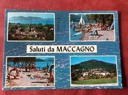 Italia. Lago Maggiore. Saluti Da Maccagno - Varese