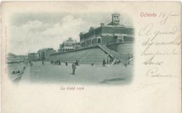 Oostende - Ostende - La Chalet Royal - Stengel & Co Dresde Et Berlin 5914 - 1900 - Oostende