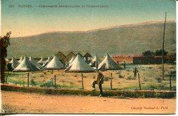LIBAN LEBANON  Rayack Compagnie Sénégalaise De Subsistance - Lebanon