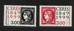 France Timbres De 1999 N°3211/12  Neufs ** - Unused Stamps