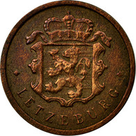 Monnaie, Luxembourg, Charlotte, 25 Centimes, 1947, TB+, Bronze, KM:45 - Luxembourg
