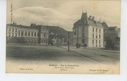 BELFORT - Rue Du Docteur Fréry - Belfort - Ciudad